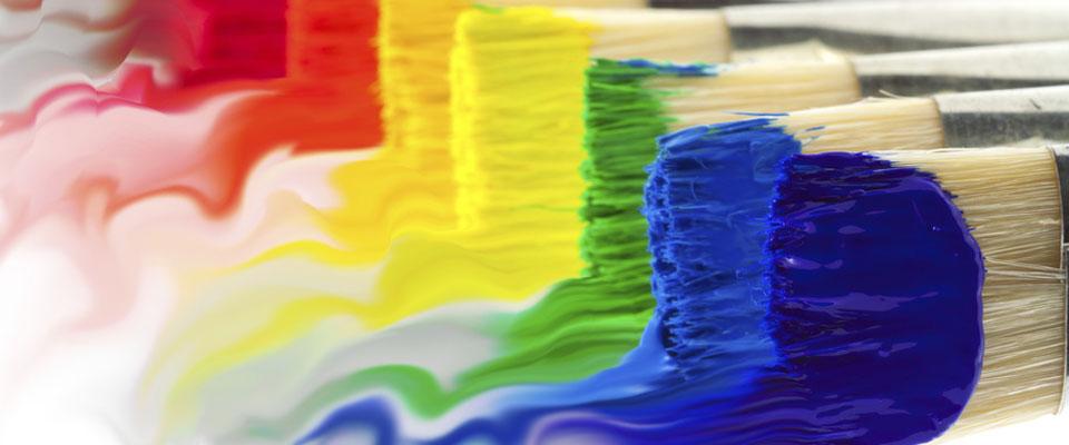Farbe in Ihr Leben